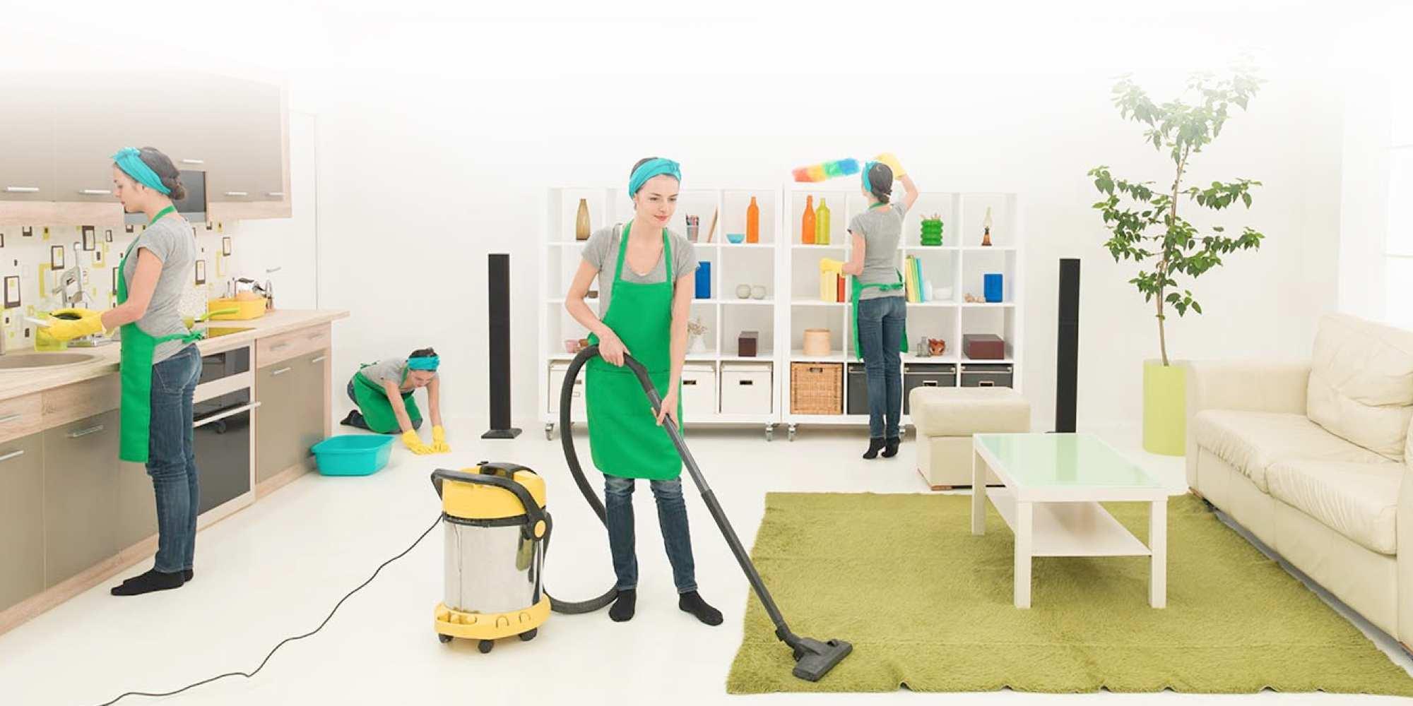 Limpieza de hogares, consejos y trucos