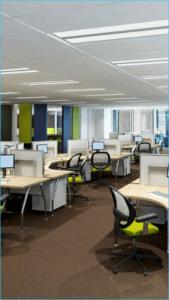 Empresa de limpieza en Madrid - oficinas